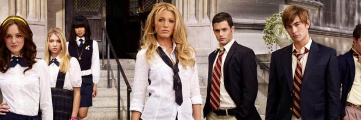 Gossip girl - header - article le retour