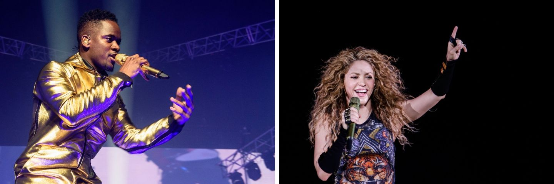 Black m et Shakira - header - article clip