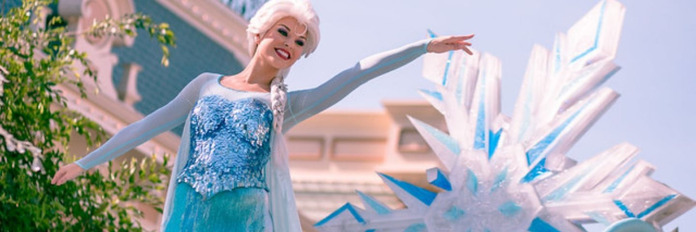 Les bébés rejouent la reine des neiges - header