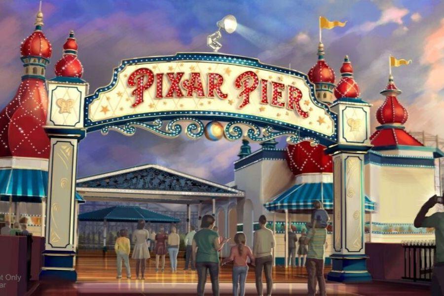 Nouveau parc Pixar - image 2