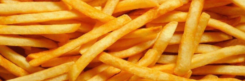 Raisons de manger des frites - header