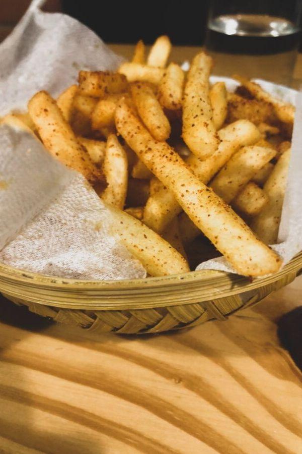 Raisons de manger des frites - image 1