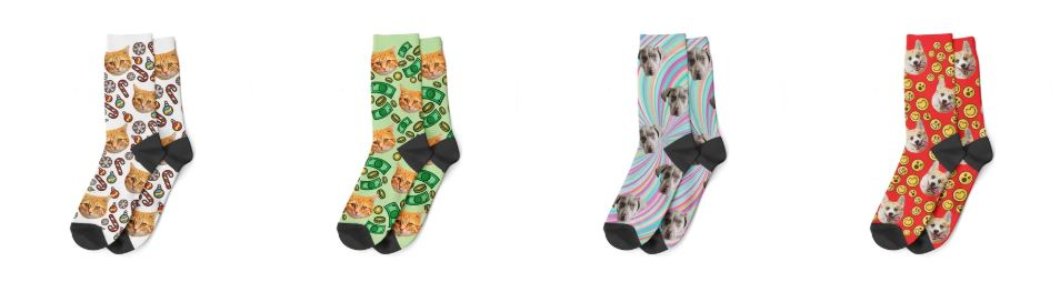 chaussettes animal