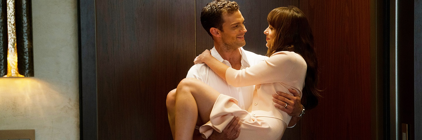 Fifty Shades of Grey vignette