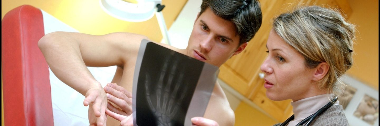douleur radiographie consultation