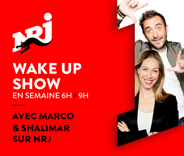 Wake up Show - visuels émission