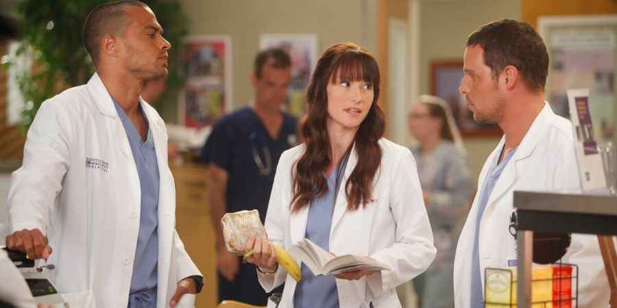Grey's anatomy extrait