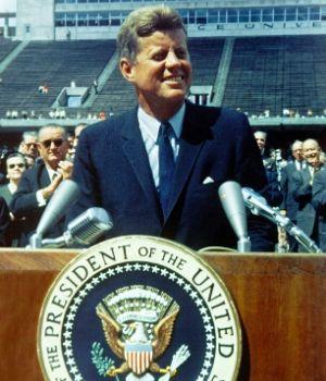 John F. Kennedy - président USA