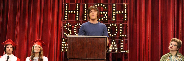 Zac Efron High School Musical