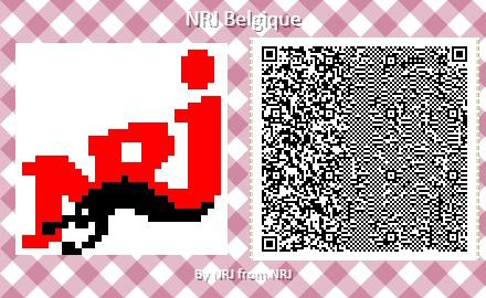 QR code NRJ animal crossing