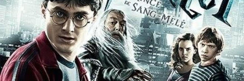 Quiz - Harry Potter et le prince de sang mêlé