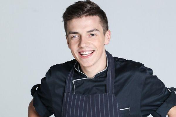 Mallory Gabsi Top chef