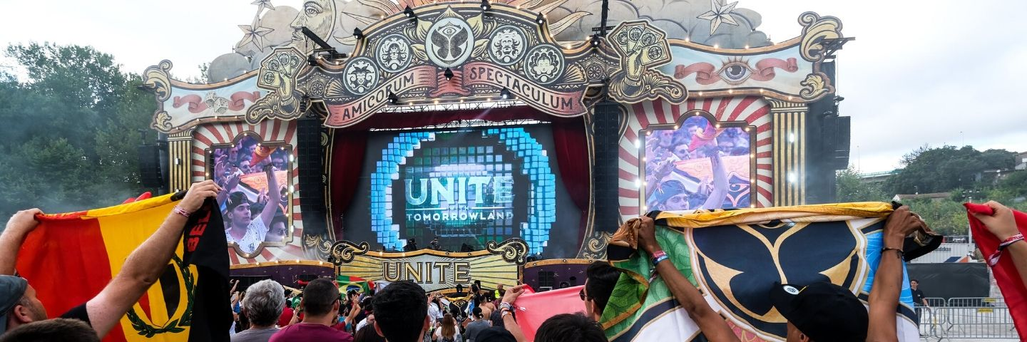 Tomorrowland Electronic Music Festival