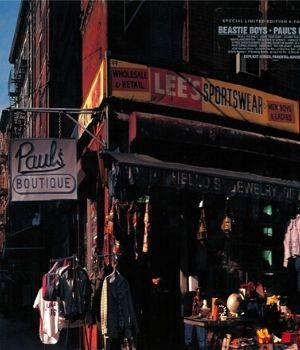 Paul's Boutique, de Beastie Boys