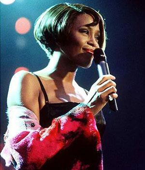 1963 naissance Whitney Houston
