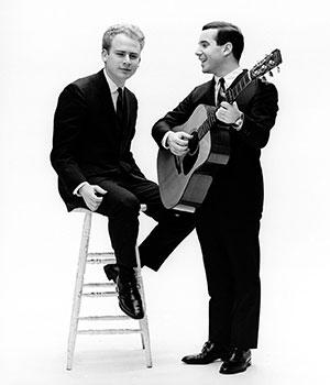 1963 premier concert Simon et Garfunkel