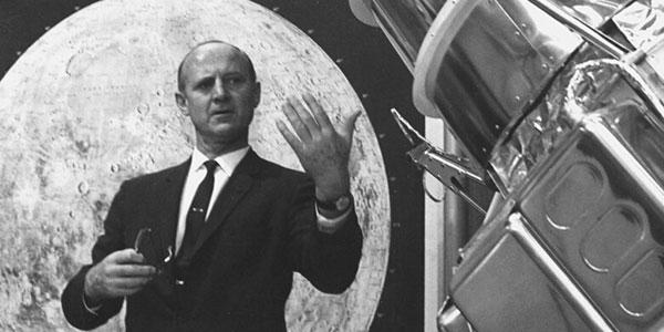 1964 images précises de la lune