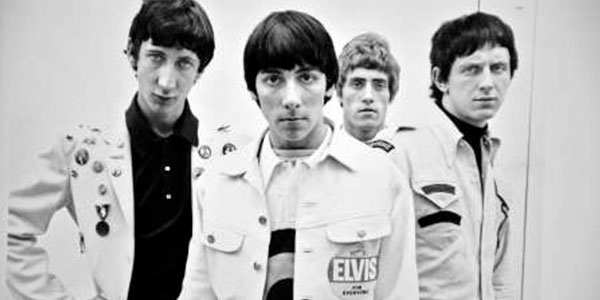 1964 formation The Who