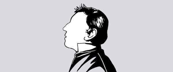 Serge Gainsbourg illustration