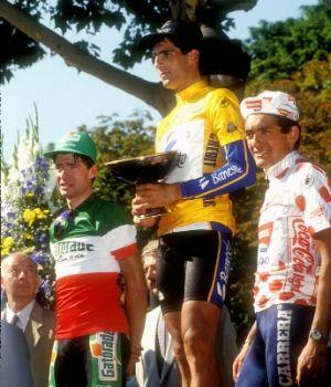 Miguel Indurain Tour de France