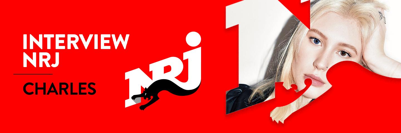 Interview - charles sur NRJ