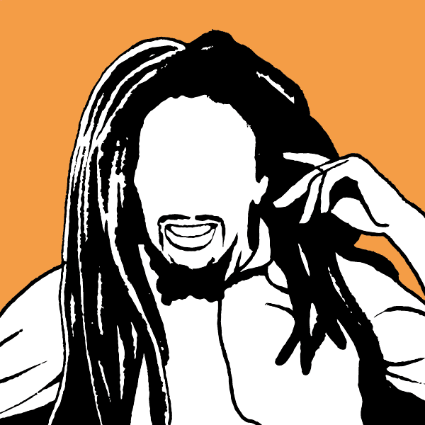 Bob Marley - illustration
