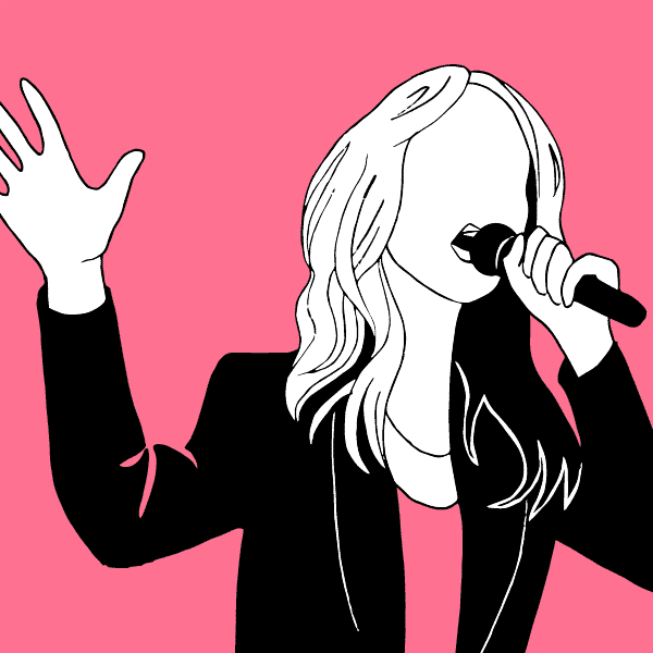 Céline Dion - illustration