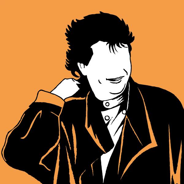 Daniel Balavoine - illustration