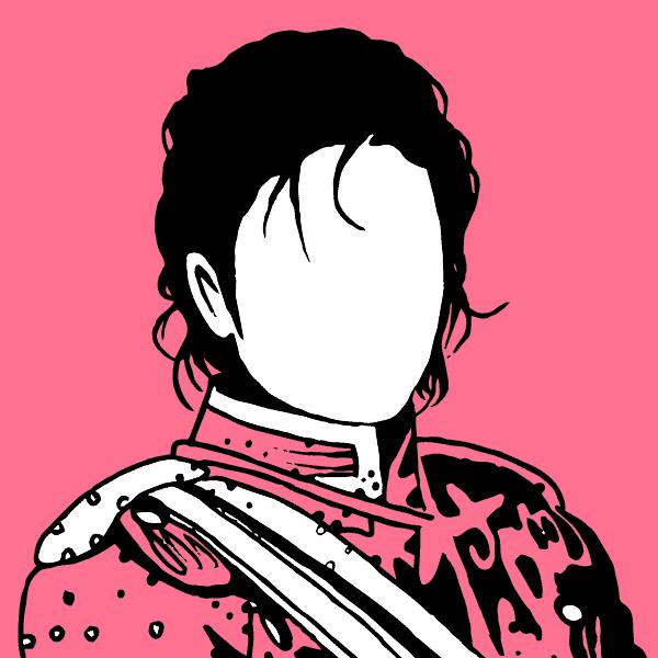 Michael Jackson - illustration
