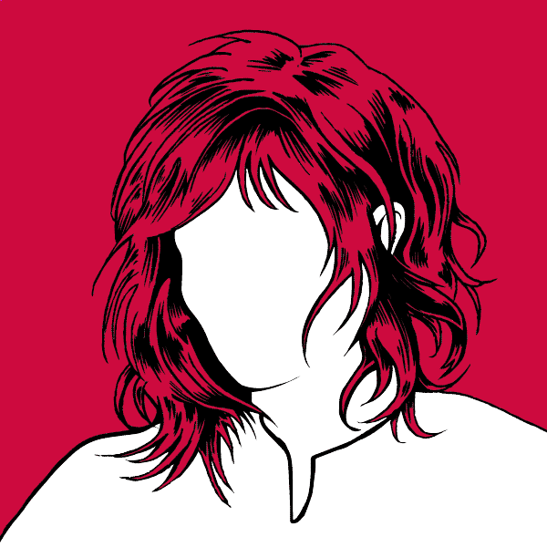 Mylène Farmer - illustration