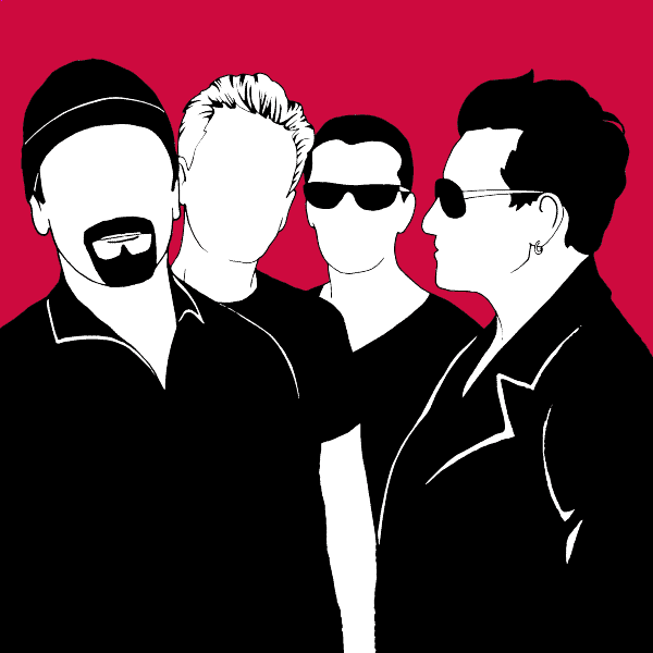 U2 - illustration