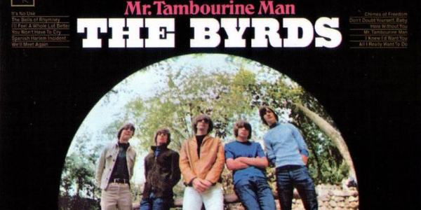 Mr Tambourine Man - The Byrds