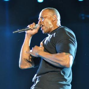Rappeur Dr Dre