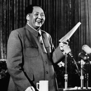 Mao Tse-toung et la Révolution culturelle