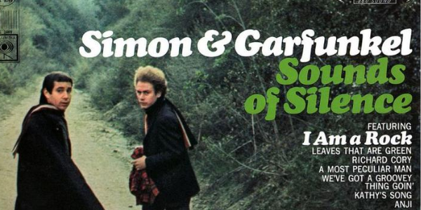 """The Sound of Silence""  - Simon et Garfunkel"