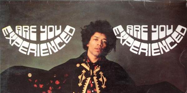 """""""Are You Experienced"""" - The Jimi Hendrix Experience"""
