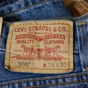 Jean Levi's 505 Vintage