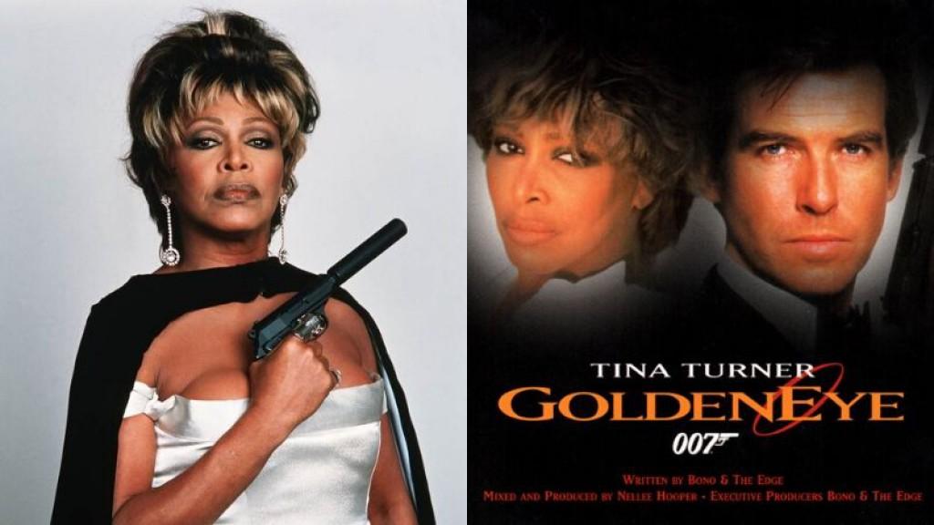 tina turner goldeneye