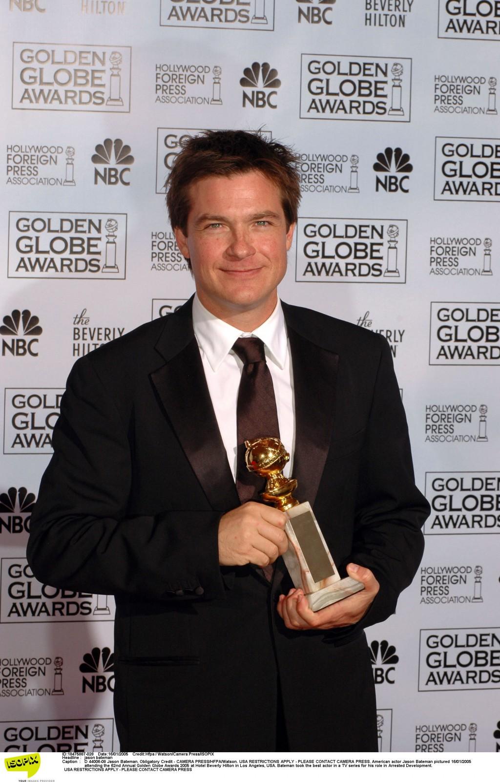 Jason Bateman Golden Globe