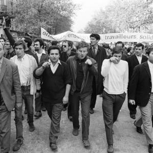 Grève générale en France (Mai 68)