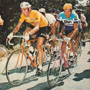 Eddy Merckx remporte le Tour de France