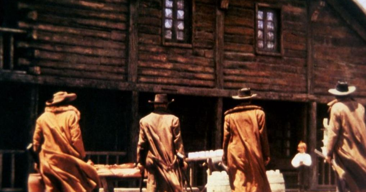 film, western