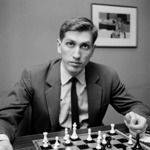 Robert James Fischer (Bobby Fischer)