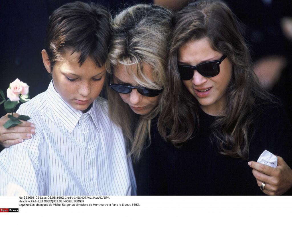 famille de Michel Berger