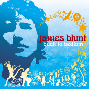 James Blunt Back to Bedlam cover