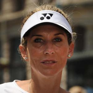 M. Seles remporte Roland Garros