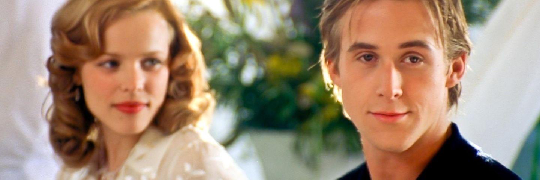 "Rachel McAdams et Ryan Gosling dans ""N'oublie jamais"""