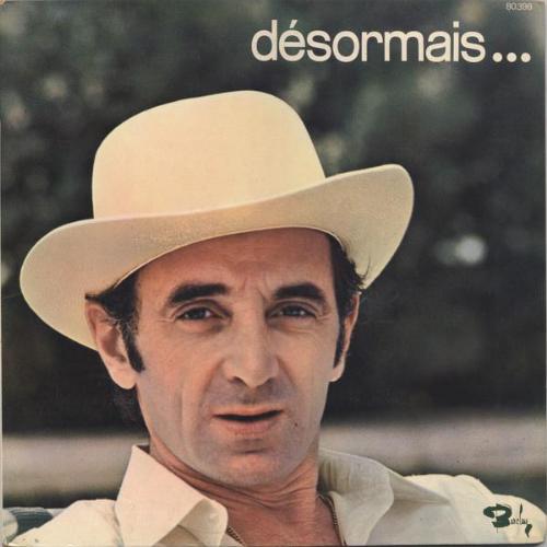 Charles Aznavour - Désormais