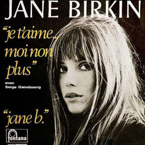 Serge Gainsbourg & Jane Birkin - Je t'aime… moi non plus