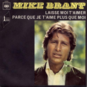 cover Mike Brant Laisse-moi t'aimer